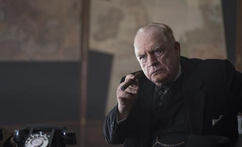 Churchill - Drama med Brian Cox