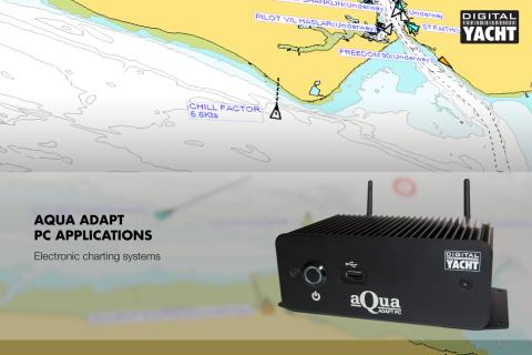 Digital Yacht Aqua Adapt Marine PCs Now Shipping in US