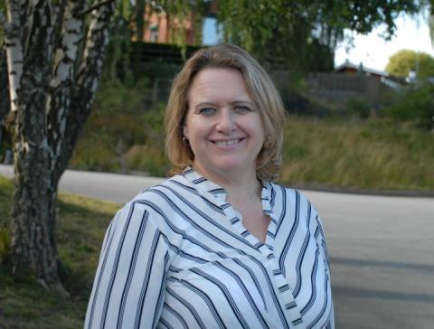 Camilla Gärdebring ny förvaltningschef för omsorgsförvaltningen