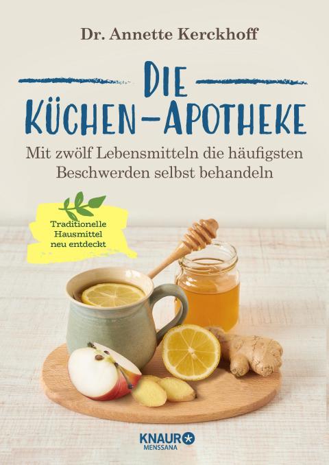 Cover_Kerckhoff_Die Küchen-Apotheke
