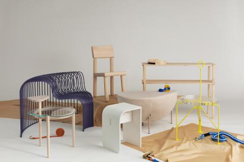 In Transit – Beckmans Design Collaboration 2019 at Stockholm Furniture Fair