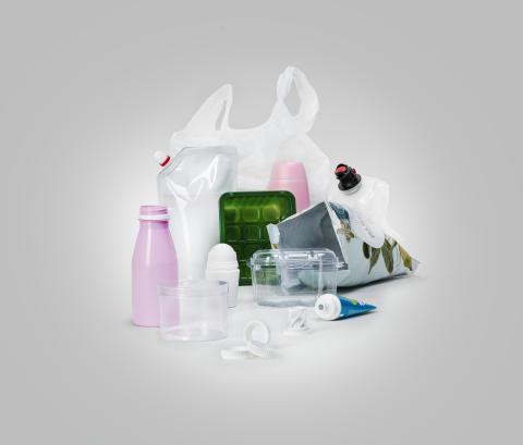 Positiv trend för svenska hushåll att källsortera plastförpackningar