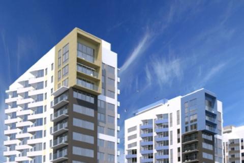 Nya bostäder i Arenastaden lockar unga