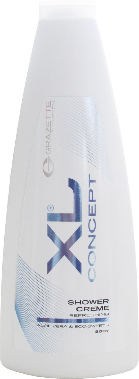 XL Concept Showercreme