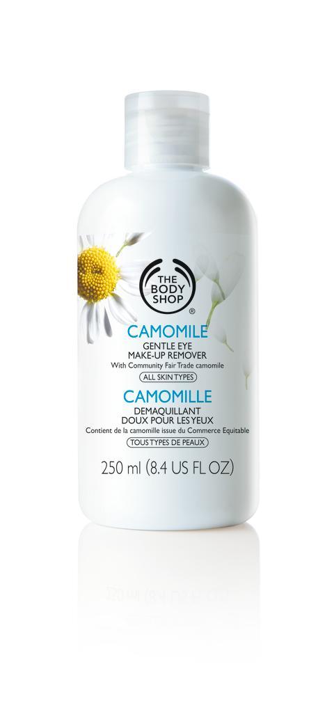Camomile Gentle Eye Makeup Remover