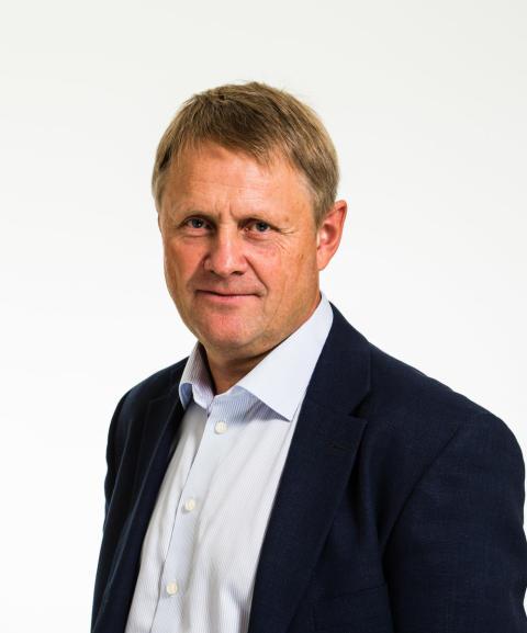 Jon Helle - visepresident og leder i Overlegeforeningen