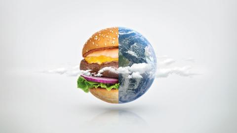 Som första restaurangkedja i världen lanserar MAX klimatpositiva burgare