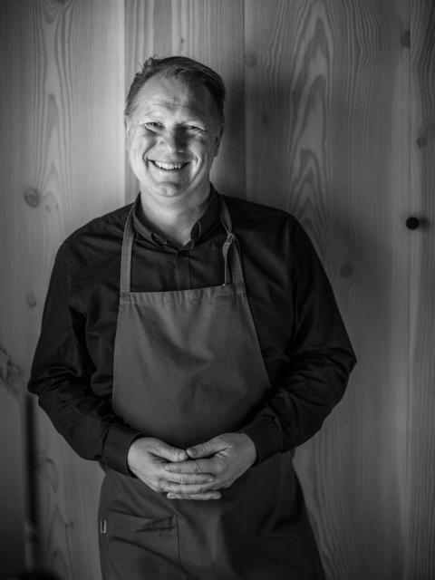 Årets Svenska Gastronomiska hyllning går till Björn Persson