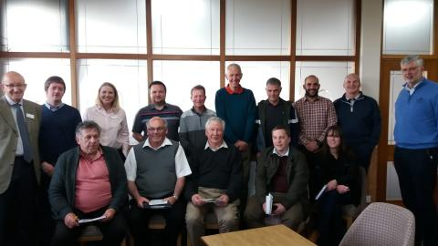 Golf club forum launched by Moray Council and Scottish Golf