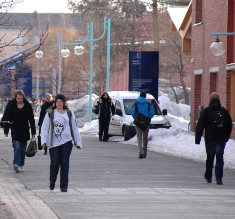 Luleå tekniska universitet stärker sin ställning i landet