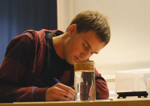 Vilka elever kniper olympiadplatserna i fysik?