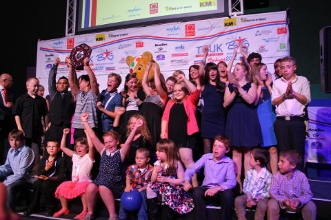 Birmingham Children's Hospital triumph at British Transplant Games