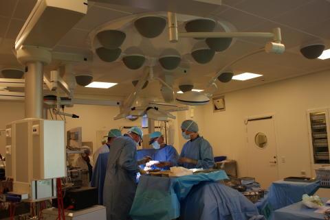 Nytt sjukhus i Danmark väljer Opragon