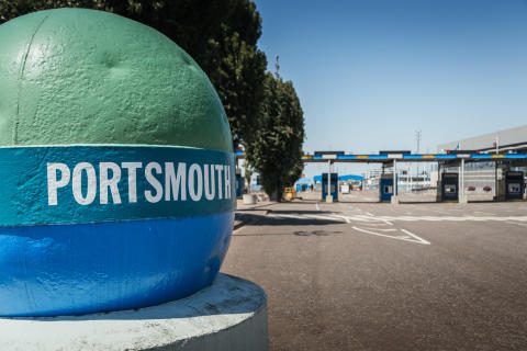 Digitalisation of Portsmouth International Port