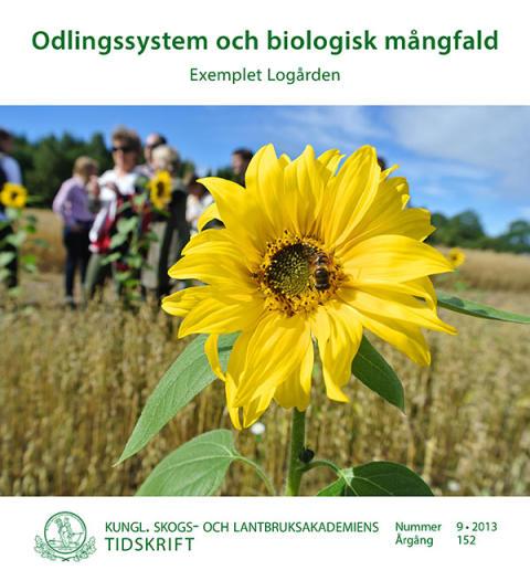 Ny skrift: Odlingssystem och biologisk mångfald – exemplet Logården