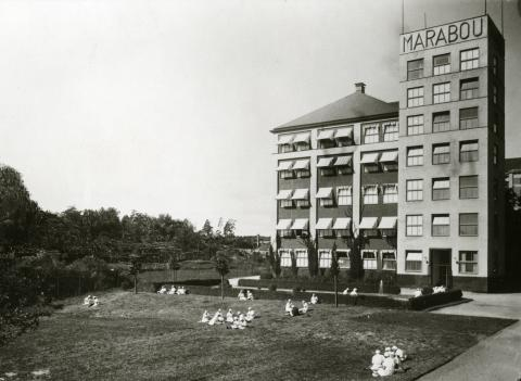 Maraboufabriken