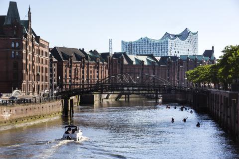 Tyskland ett av världens 5 bästa länder att bo i enligt magasinet Condé Nast Traveller