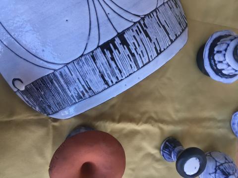 Keramikkonst, HDK