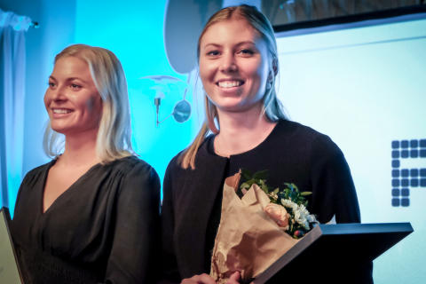 BoKlok miljökoordinator Årets Framtidsbyggare 2016