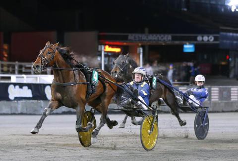 Två miljoner extra i Euro Classic Trot 2019