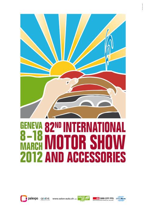 Världspremiärer från Ford på 2012 års bilmässa i Genève