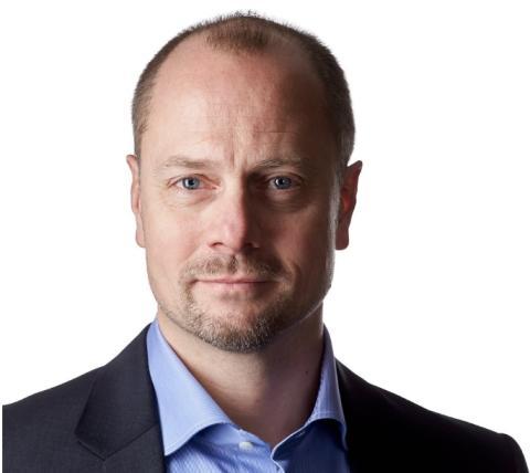Reinert Engelschiøn Vigtel er ny finansdirektør i Accountor Norge