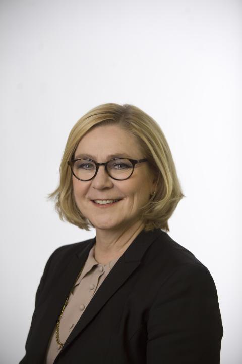 Viestintäjohtaja Eeva Riittinen-Saarno