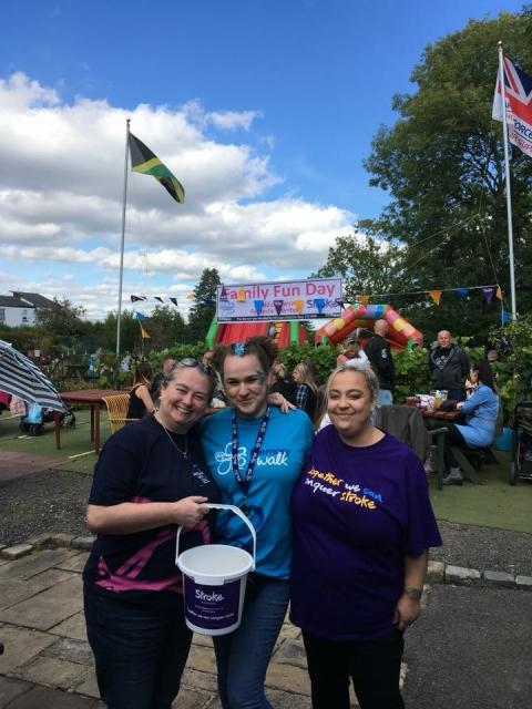 Radcliffe woman stages family fun day in memory of mother-in-law