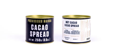 Nyhet – Lyxig Bean to Cacao-créme från prisbelönta Marou