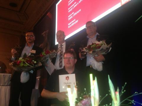 Kronfönster ett av Sveriges snabbast växande företag, med 164% försäljningsökning.