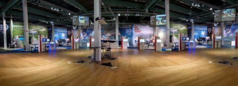 Sportlov på Volvo Museum (Vecka 7)