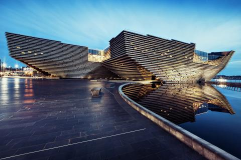 Hot things to do in Scotland's coolest city