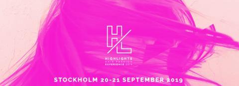Missa inte FASHION AVE på HIGHLIGHTS Experience 2019!