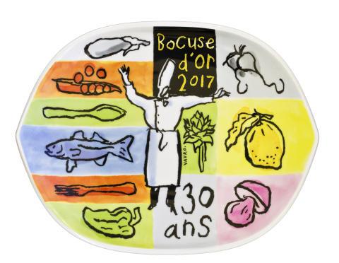 Bocuse d'Or 2016/2017 : grande finale à Lyon avec la collection Artesano Professionale de Villeroy & Boch
