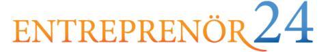 Kivra utsedd till veckans app av entreprenör24