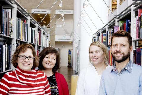 Pressinbjudan:  Invigning av Malmö lärcentrum på Stadsbiblioteket torsdag 18 februari kl 15