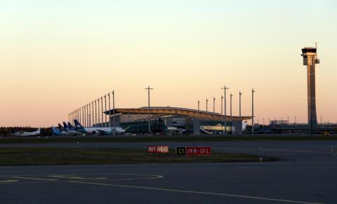 Ny passasjerrekord på Oslo Lufthavn i september
