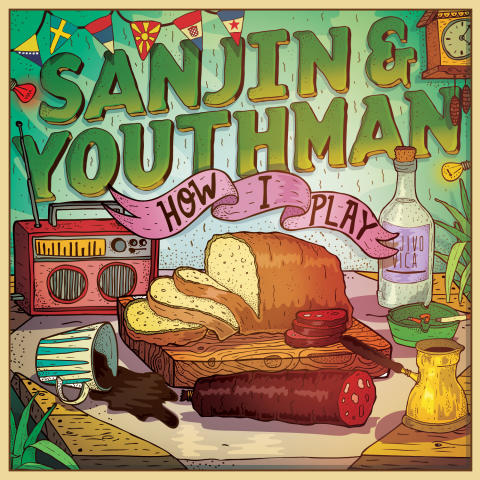 Ny singel med Sanjin & Youthman - How I Play