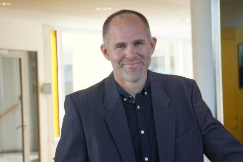 Peter Flemsjö, kommersiell produktägare på Hogia.