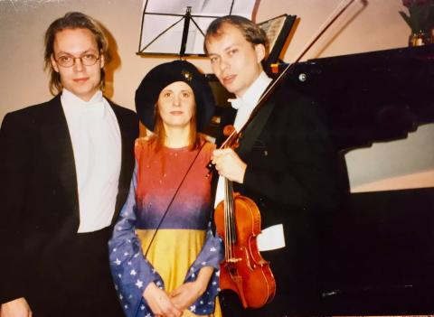 Tjugo år med klassisk musik, pedagogik, dans och teater för barn
