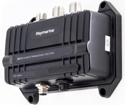 High res image - Raymarine - AIS700 Angled