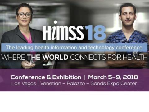 Spännande samarbete inom infotainment på årets HIMSS