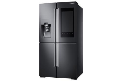 Kylskåpet Family Hub från Samsung