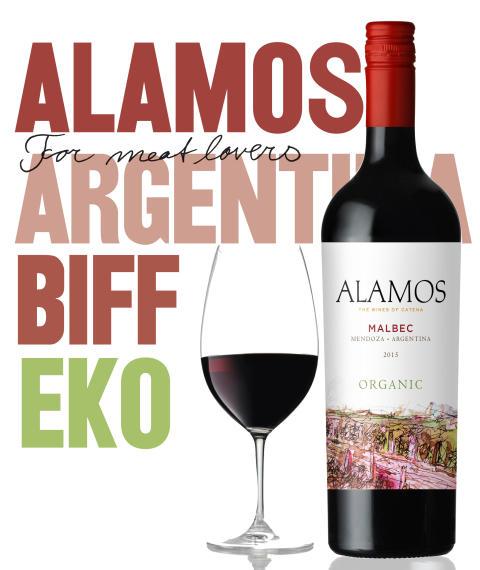 Nu är Alamos Malbec EKO-vin!