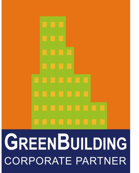 Logotype, GreenBuilding Corporate Partner