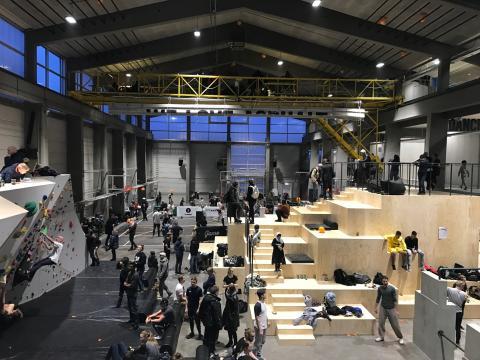 Åbningen af GAME Streetmekka Aalborg var et stort tilløbsstykke