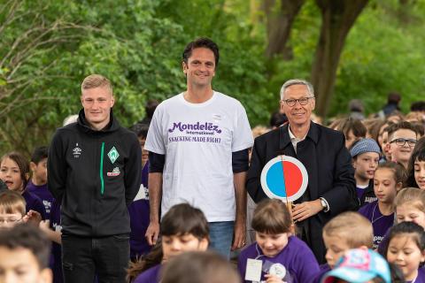 """""""Kinder laufen für Kinder"""": Rekordergebnis beim fünften Benefizlauf für Bremer Schulen und Kindertagesstätten"""