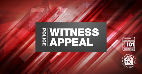 Appeal for witnesses following fatal collision in Andover