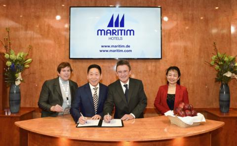 Maritim begins hotel project in the Polish city of Szczecin