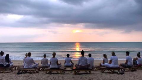 Qigong - en meditasjon i bevegelse